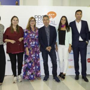 Jornada en el FESTVAL