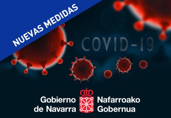 Nuevas medidas fiscales del G. Navarra para responder al impacto generado por la crisis sanitaria del Coronavirus